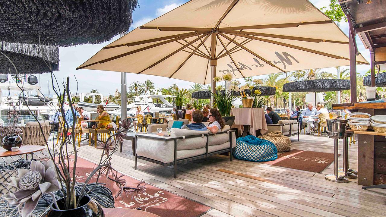 20 Restaurants mit traumhaften Terrassen in Palma   Mallorca Entdecken
